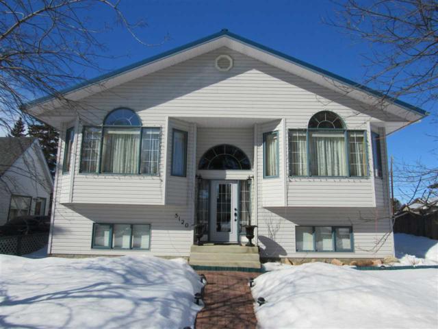5120 53 Street, Barrhead, AB T7N 1A3 (#E4147299) :: The Foundry Real Estate Company