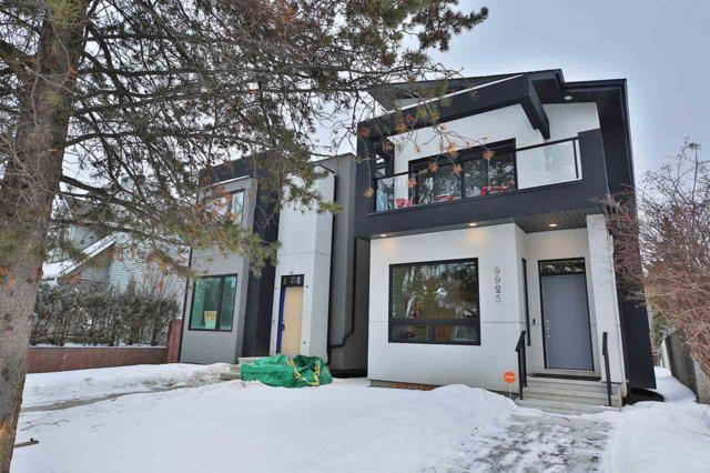 9925 147 Street, Edmonton, AB T5N 3B6 (#E4147339) :: The Foundry Real Estate Company