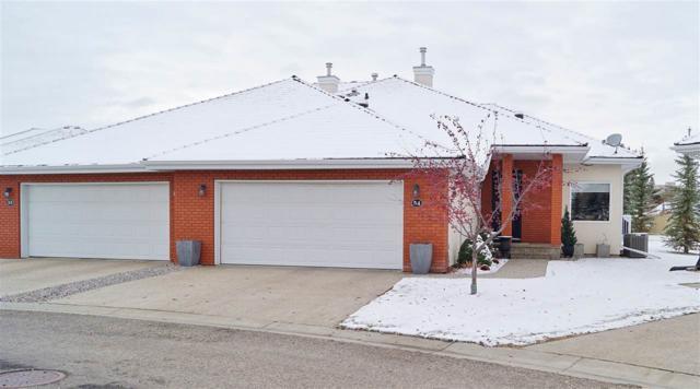 54 1225 Wanyandi Road, Edmonton, AB T6M 2W7 (#E4147453) :: The Foundry Real Estate Company