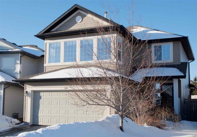 1284 Mcallister Way, Edmonton, AB T6W 0B1 (#E4147479) :: The Foundry Real Estate Company