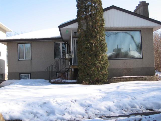 10427 83 Street, Edmonton, AB T6A 3P2 (#E4147507) :: The Foundry Real Estate Company