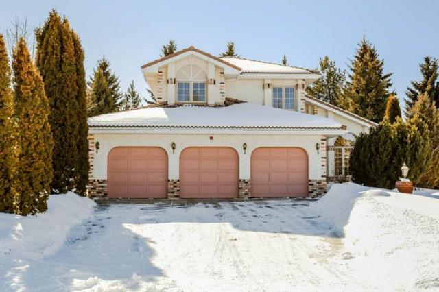 811 Whiston Bay, Edmonton, AB T6M 2H6 (#E4147525) :: The Foundry Real Estate Company