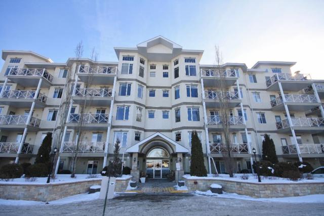 419 12111 51 Avenue, Edmonton, AB T6H 6A3 (#E4147575) :: The Foundry Real Estate Company