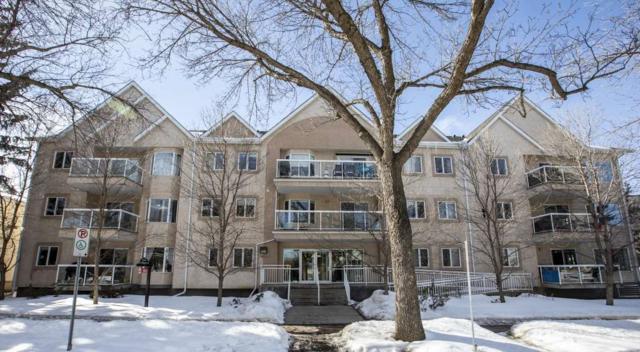 206 8536 106A Street, Edmonton, AB T6E 4J9 (#E4147576) :: The Foundry Real Estate Company