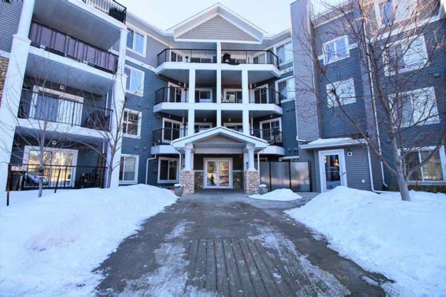 312 6084 Stanton Drive, Edmonton, AB T6X 0Z4 (#E4147639) :: The Foundry Real Estate Company