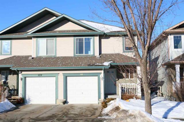 422 119 Street, Edmonton, AB T6W 1R3 (#E4147739) :: The Foundry Real Estate Company