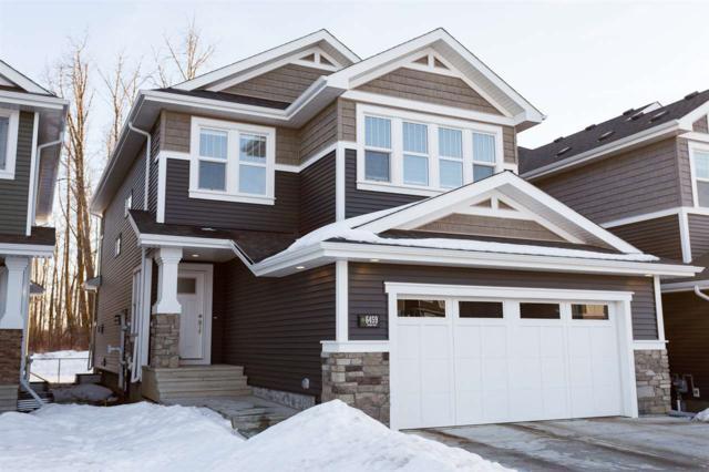 6459 Elston Loop, Edmonton, AB T6M 0V9 (#E4147830) :: The Foundry Real Estate Company
