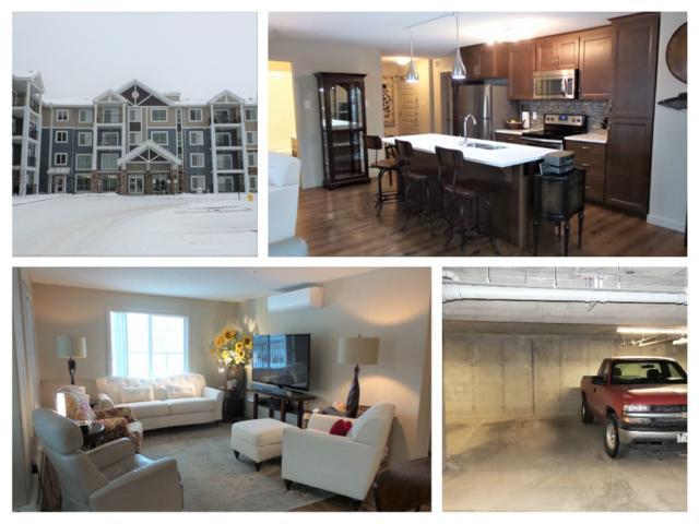 122 4008 Savaryn Drive, Edmonton, AB T6X 2E5 (#E4147837) :: The Foundry Real Estate Company