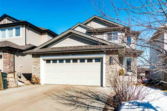 34 Cascade Crescent, Sherwood Park, AB T8H 0L9 (#E4147868) :: The Foundry Real Estate Company
