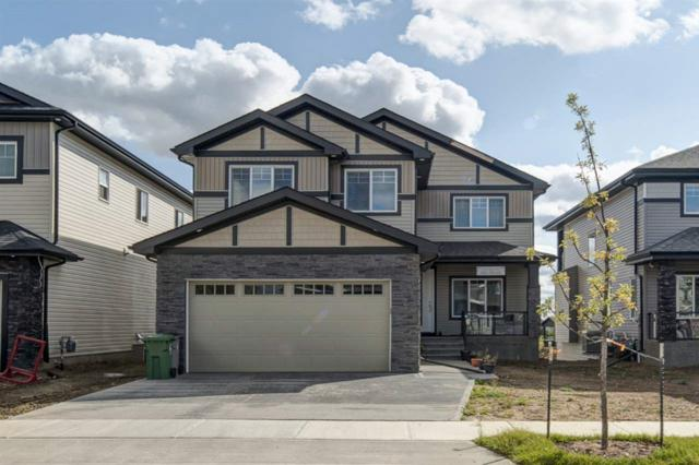 3905 49 Avenue, Beaumont, AB T4X 1Y7 (#E4147875) :: Mozaic Realty Group