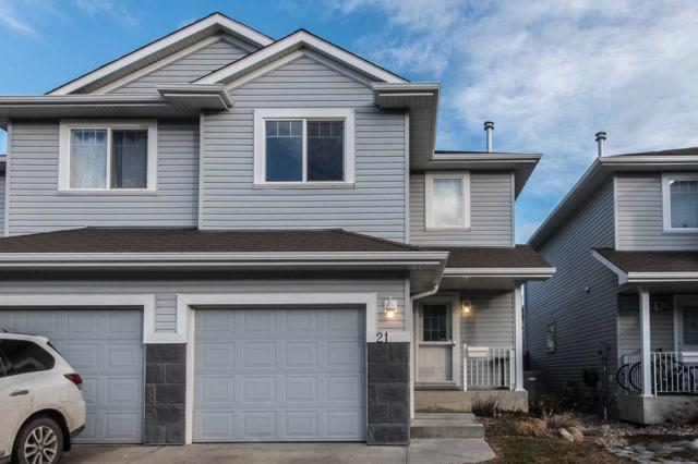 21 2021 Grantham Court, Edmonton, AB T5T 6S6 (#E4147910) :: The Foundry Real Estate Company