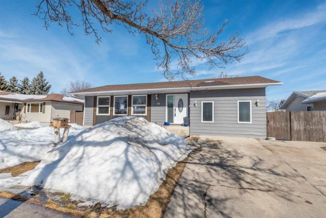 38 Amherst Crescent, St. Albert, AB T8N 2P8 (#E4147954) :: The Foundry Real Estate Company