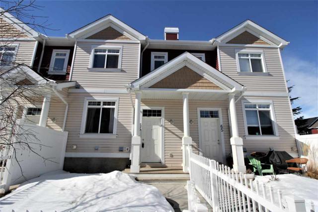66 1804 70 Street, Edmonton, AB T6X 0H4 (#E4147986) :: The Foundry Real Estate Company