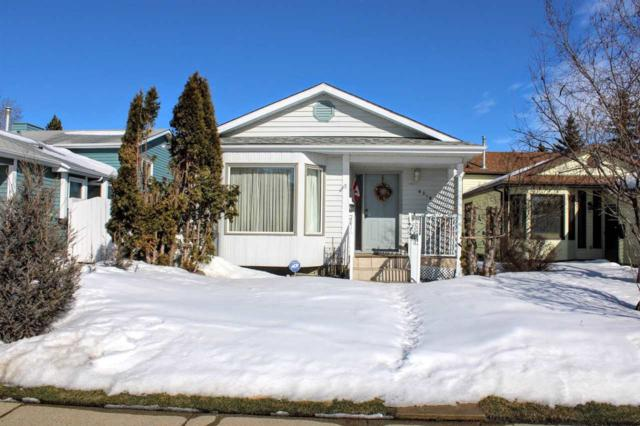 4216 33A Avenue, Edmonton, AB T6L 6A3 (#E4148046) :: The Foundry Real Estate Company
