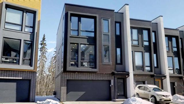 9 1304 Rutherford Rd, Edmonton, AB T6W 0B4 (#E4148089) :: The Foundry Real Estate Company