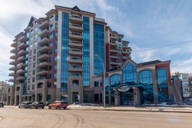 908 10142 111 Street, Edmonton, AB T5K 1K6 (#E4148105) :: The Foundry Real Estate Company