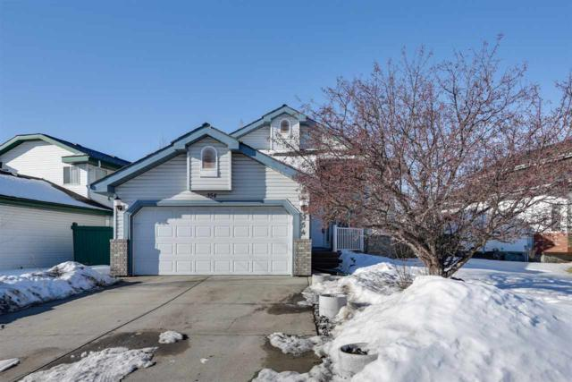 354 Blackburn Drive E, Edmonton, AB T6W 1B8 (#E4148120) :: The Foundry Real Estate Company