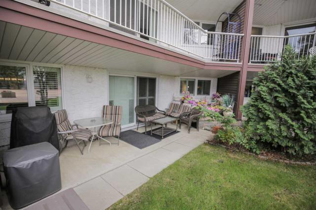 106 14810 51 Avenue, Edmonton, AB T6H 5G5 (#E4148121) :: The Foundry Real Estate Company