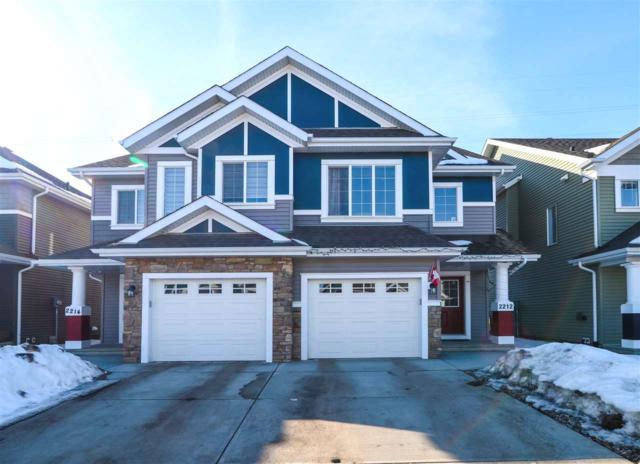 2212 86 Street, Edmonton, AB T6X 2G2 (#E4148141) :: The Foundry Real Estate Company