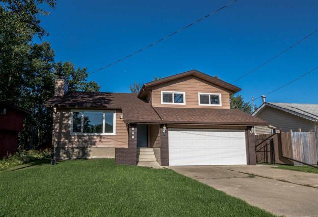 840 8 Street, Rural Lac Ste. Anne County, AB T0V 1V0 (#E4148150) :: David St. Jean Real Estate Group