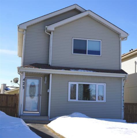 423 Kirkpatrick Crescent, Edmonton, AB T6L 5C9 (#E4148157) :: The Foundry Real Estate Company