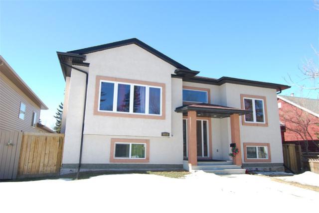 9818 154 Street, Edmonton, AB T5P 2G6 (#E4148190) :: The Foundry Real Estate Company
