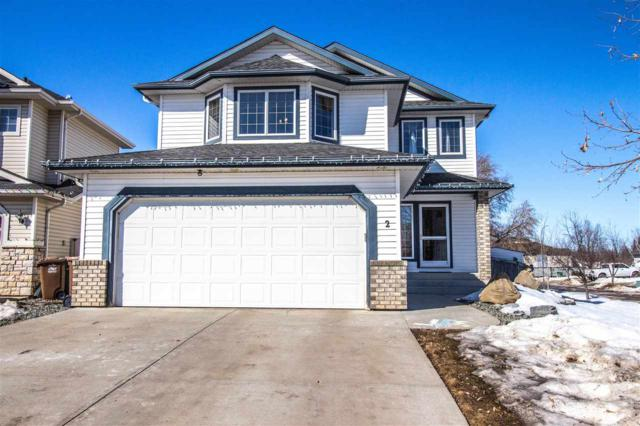 2 Harvest Court, St. Albert, AB T8N 6W8 (#E4148206) :: The Foundry Real Estate Company