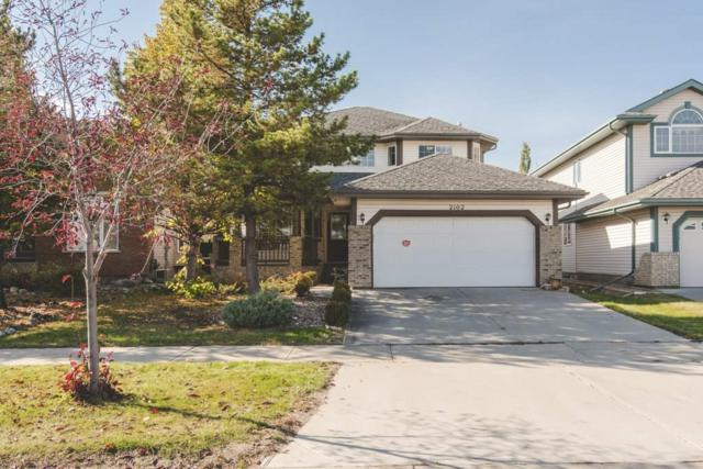 2102 Haddow Drive, Edmonton, AB T6R 3B8 (#E4148280) :: The Foundry Real Estate Company