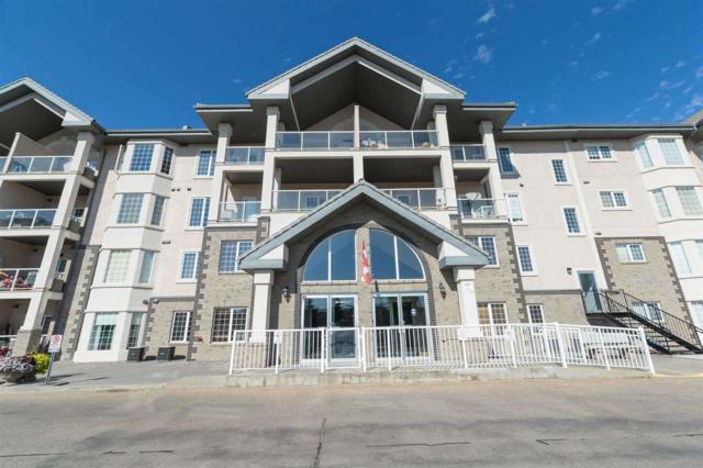 202 612 111 Street, Edmonton, AB T6W 1R9 (#E4148352) :: The Foundry Real Estate Company