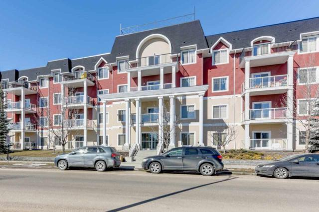 326 226 Macewan Road, Edmonton, AB T6W 0C4 (#E4148374) :: The Foundry Real Estate Company