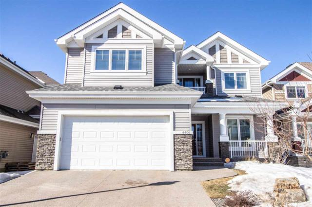4406 Suzanna Crescent, Edmonton, AB T6X 0Y4 (#E4148405) :: The Foundry Real Estate Company