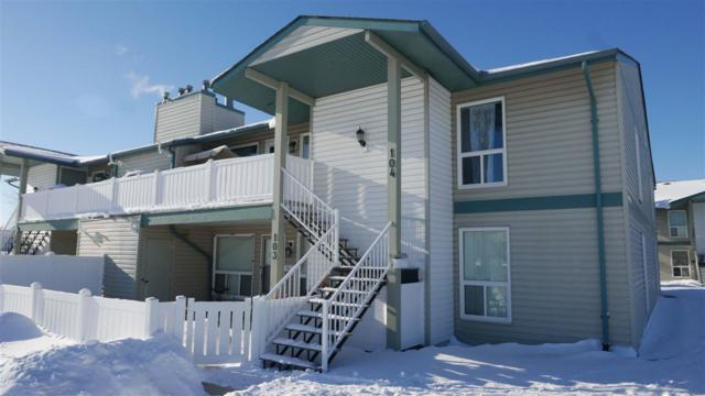 103 2703 79 Street, Edmonton, AB T6K 3Z6 (#E4148410) :: The Foundry Real Estate Company