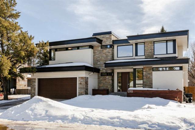 12115 39 Avenue, Edmonton, AB T6J 0N1 (#E4148415) :: The Foundry Real Estate Company