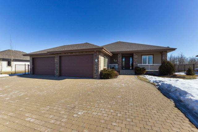 26126 Hghway 16, Rural Parkland County, AB T7Y 1A1 (#E4148438) :: The Foundry Real Estate Company