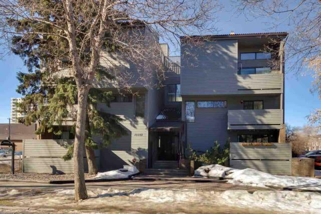 10 10032 113 Street, Edmonton, AB T5K 1N8 (#E4148483) :: The Foundry Real Estate Company