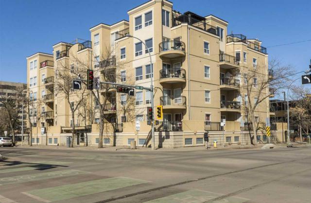 304 10606 102 Avenue, Edmonton, AB T5J 5E9 (#E4148519) :: The Foundry Real Estate Company