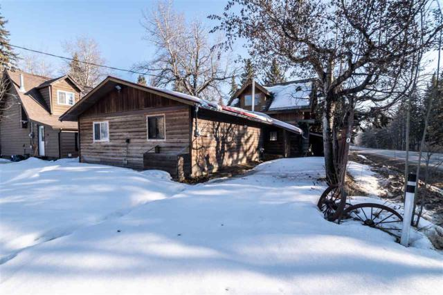 140-9th Street, Rural Parkland County, AB T0E 2B0 (#E4148521) :: Mozaic Realty Group