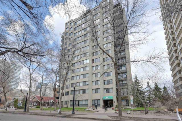 704 9921 104 Street, Edmonton, AB T5K 2K3 (#E4148533) :: The Foundry Real Estate Company