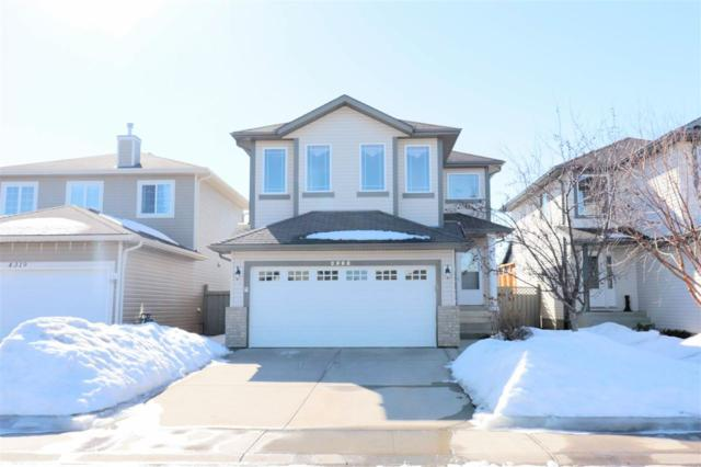 4321 Mcmullen Way, Edmonton, AB T6W 1N5 (#E4148542) :: The Foundry Real Estate Company