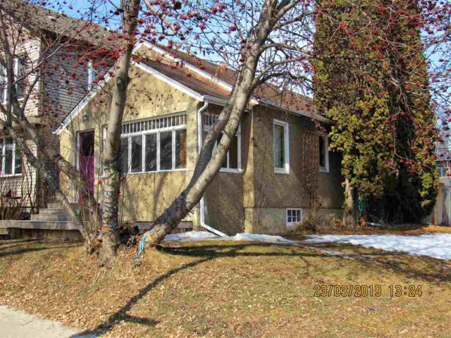 9802 83 Avenue, Edmonton, AB T6E 2B7 (#E4148610) :: The Foundry Real Estate Company