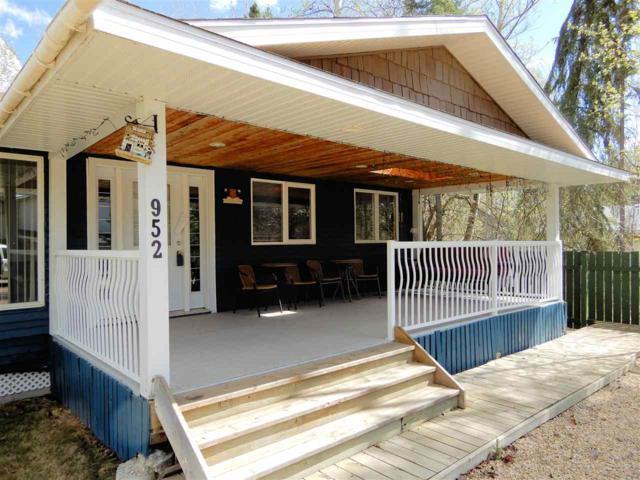 952 9 Street, Rural Lac Ste. Anne County, AB T0E 1A0 (#E4148633) :: David St. Jean Real Estate Group