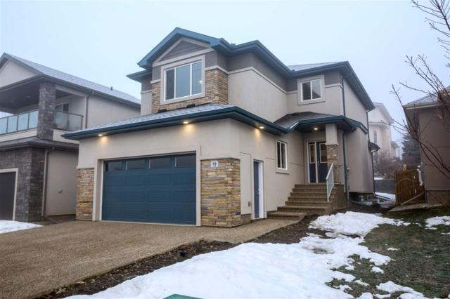 19 Orchard Court SE, St. Albert, AB T8N 7P9 (#E4148638) :: The Foundry Real Estate Company