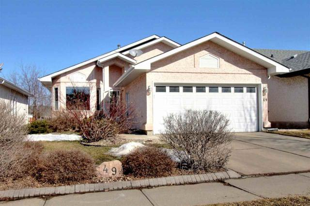 49 Blueberry Crescent, Sherwood Park, AB T8H 1P6 (#E4148644) :: The Foundry Real Estate Company