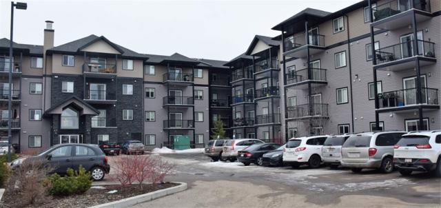 106 14808 125 Street, Edmonton, AB T5X 0G1 (#E4148660) :: Müve Team   RE/MAX Elite