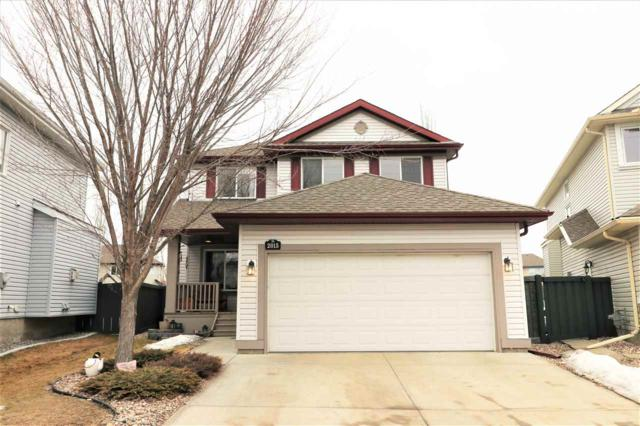 2015 124 Street, Edmonton, AB T6W 0A1 (#E4148678) :: The Foundry Real Estate Company