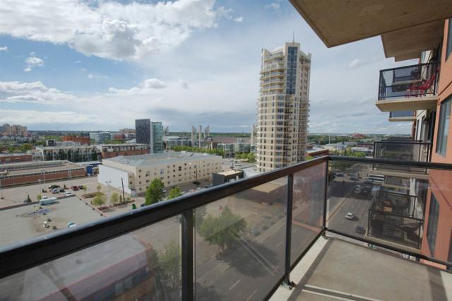 1005 10303 105 Street, Edmonton, AB T5J 5G3 (#E4148768) :: The Foundry Real Estate Company
