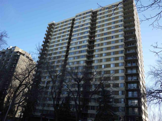 310 9909 104 Street, Edmonton, AB T5K 2G5 (#E4148785) :: The Foundry Real Estate Company