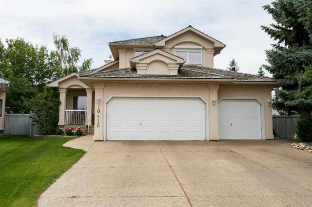 10415 175 Avenue, Edmonton, AB T5X 5X1 (#E4148811) :: The Foundry Real Estate Company