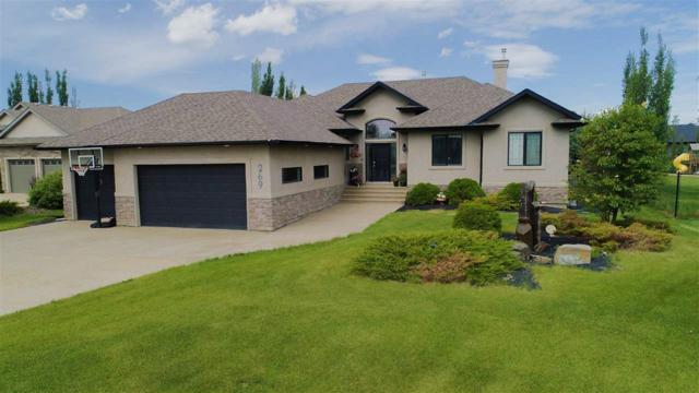 269 Estate Way Crescent, Rural Sturgeon County, AB T8T 0C7 (#E4149215) :: Mozaic Realty Group