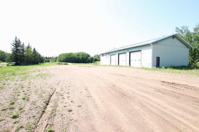 185070 Twp Rd 654, Rural Athabasca County, AB T0A 0M0 (#E4149487) :: The Foundry Real Estate Company